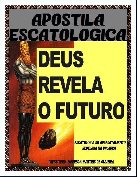apostila de escatologia gratis